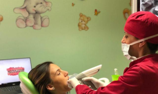 check-up ortodontico